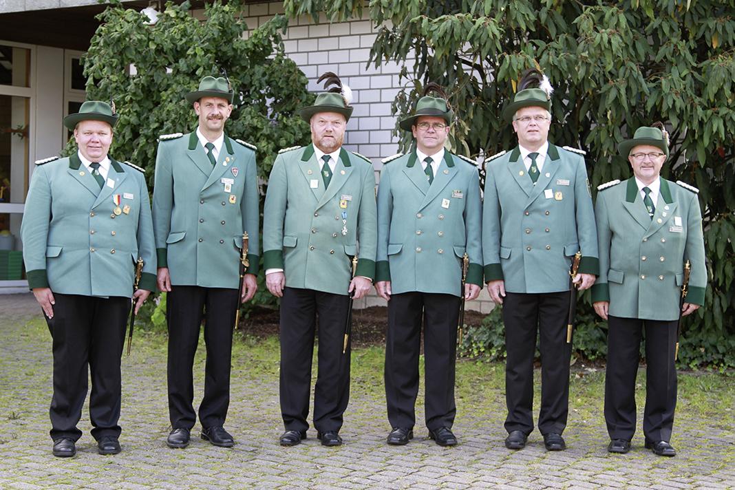 WOLL Sauerland Kreisschützenbund