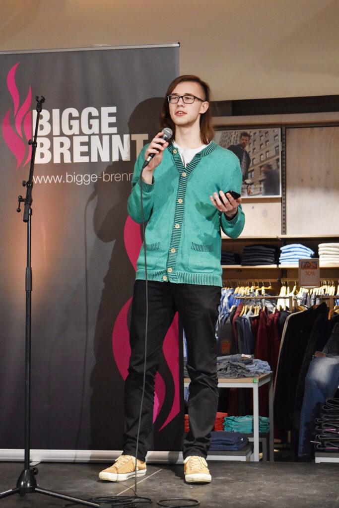 WOLL Sauerland Poetry Slam