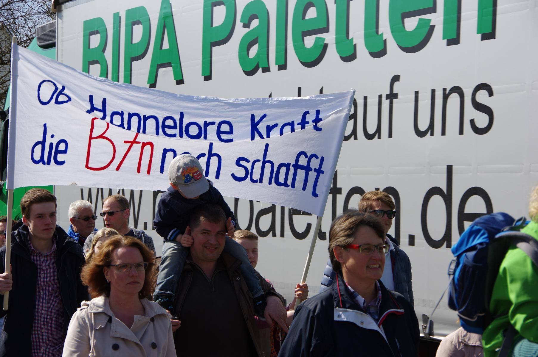 Bürgerprotest Altenbüren