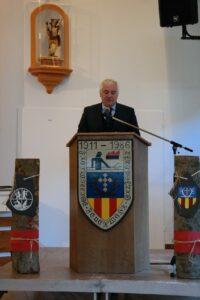 Bürgermeister Bernhard Halbe