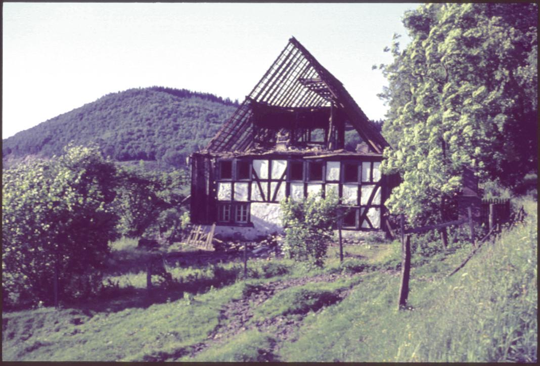 WOLL Sauerland Das Forsthaus Waldenburg