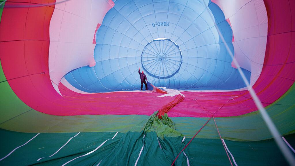 WOLL Sauerland Ballon