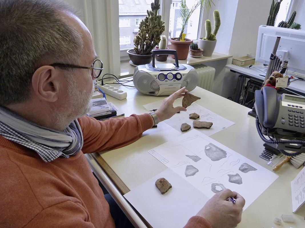 WOLL Sauerland LWL Archäologie