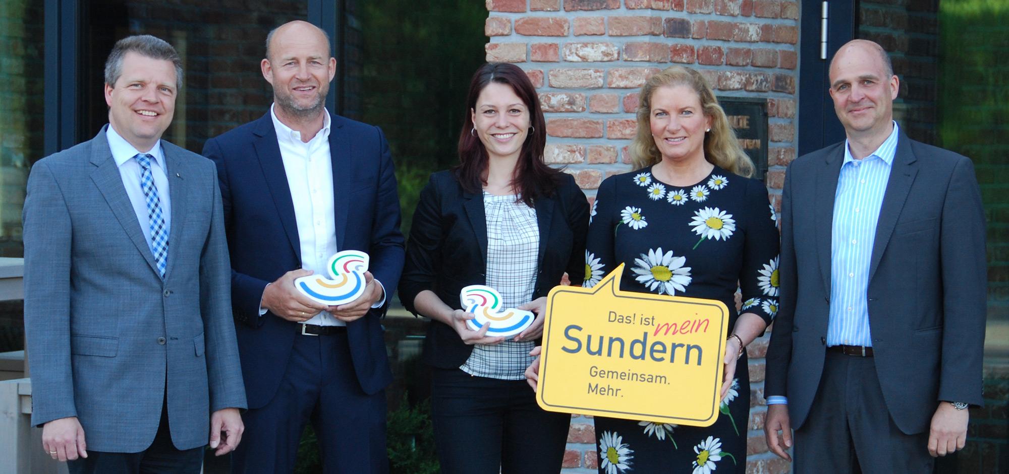 """einsU bringt den Standort Sundern """"nach Südwestfalen"""""""