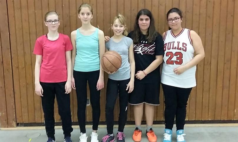 Mädchenmannschaft TVO Biggesee