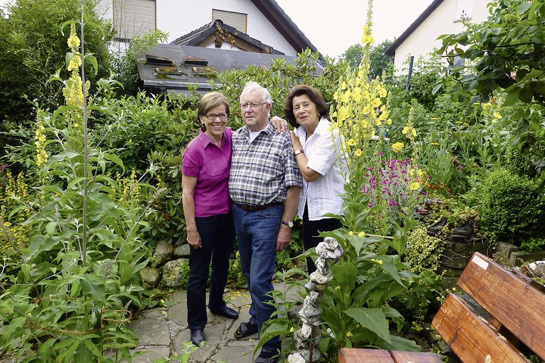 WOLL Sauerland offener Garten
