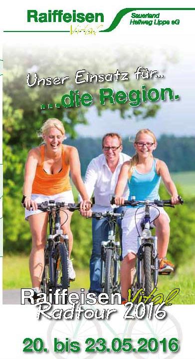 Raiffeisen Vital Radtour 2016
