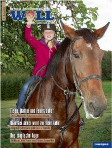 WOLL Magazin Biggesee Ausgabe 7 aus der Druckerei von FREY PRINT + MEDIA