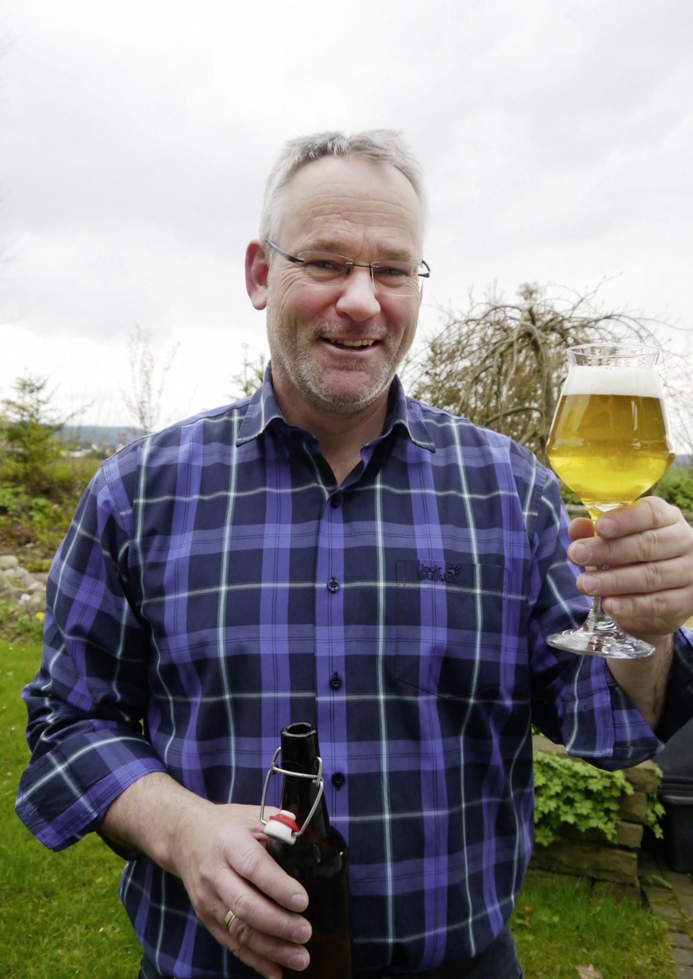Sauerland Bier aus Ennest