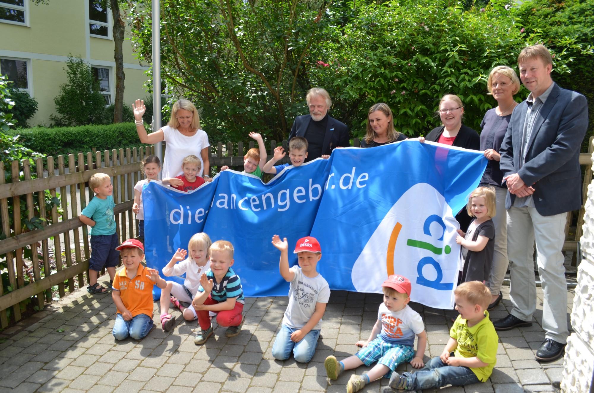 WOLL Sauerland Kindergarten Villa Kunterbunt