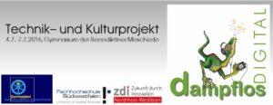 DampflosDigital - vom 4. bis 7. Juli in Meschede