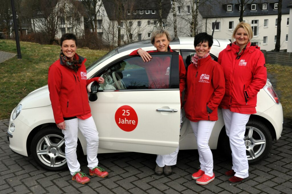 Apo-Care - Häusliche Alten- und Krankenpflege