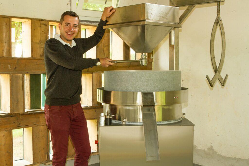 Senfmühle für das Hochsauerland