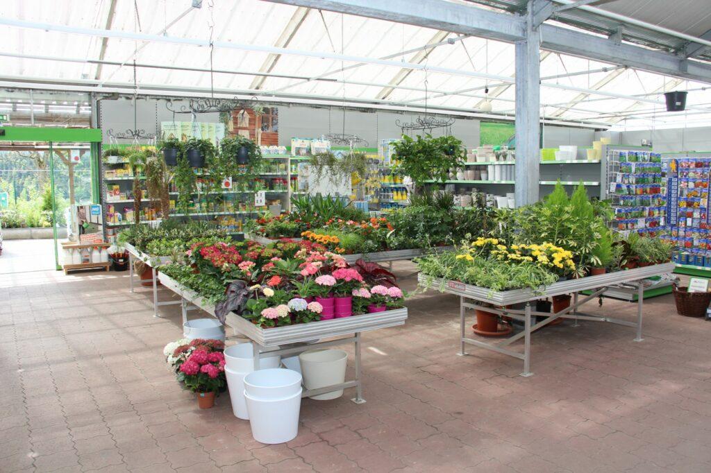 Floristik im Raiffeisenmarkt Eslohe-Bremke