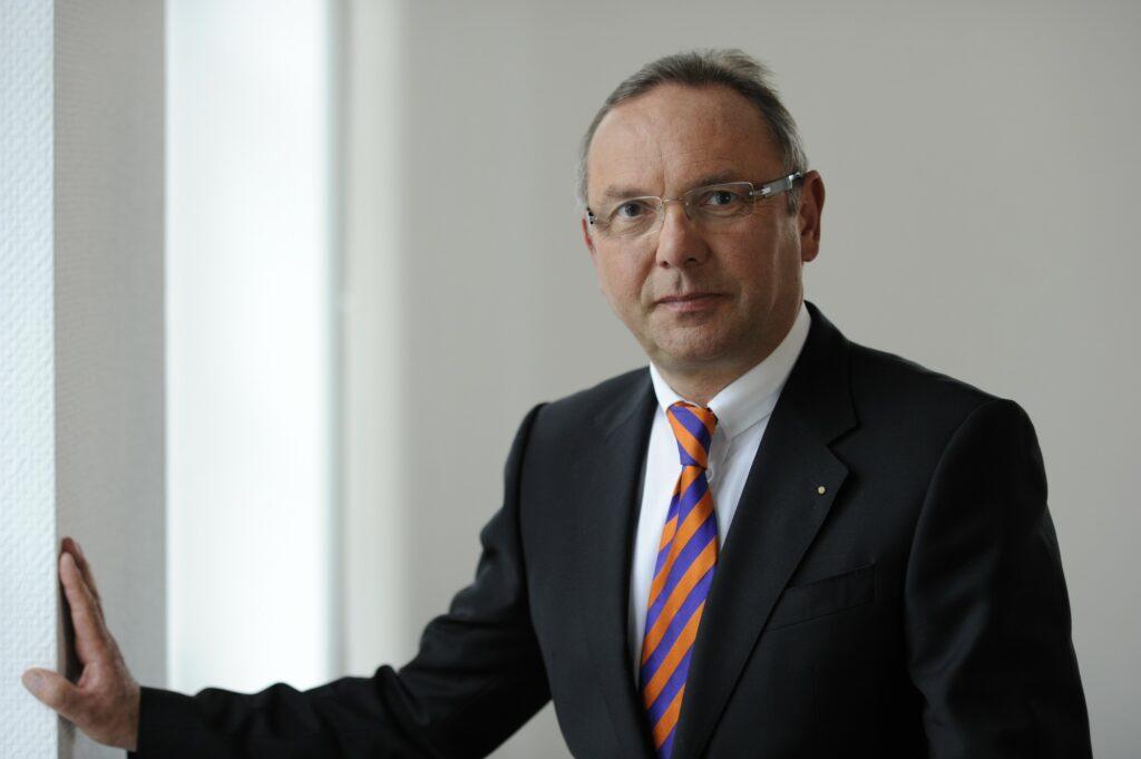 Vorstandssprecher Peter Kaufmann