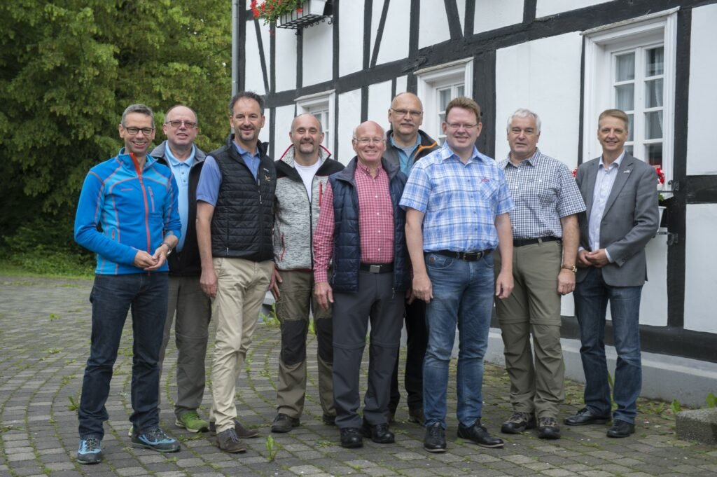 Schmallenberg und Winterberg bewerben sich um die Ausrichtung des 119. Deutschen Wandertages im Jahr 2019