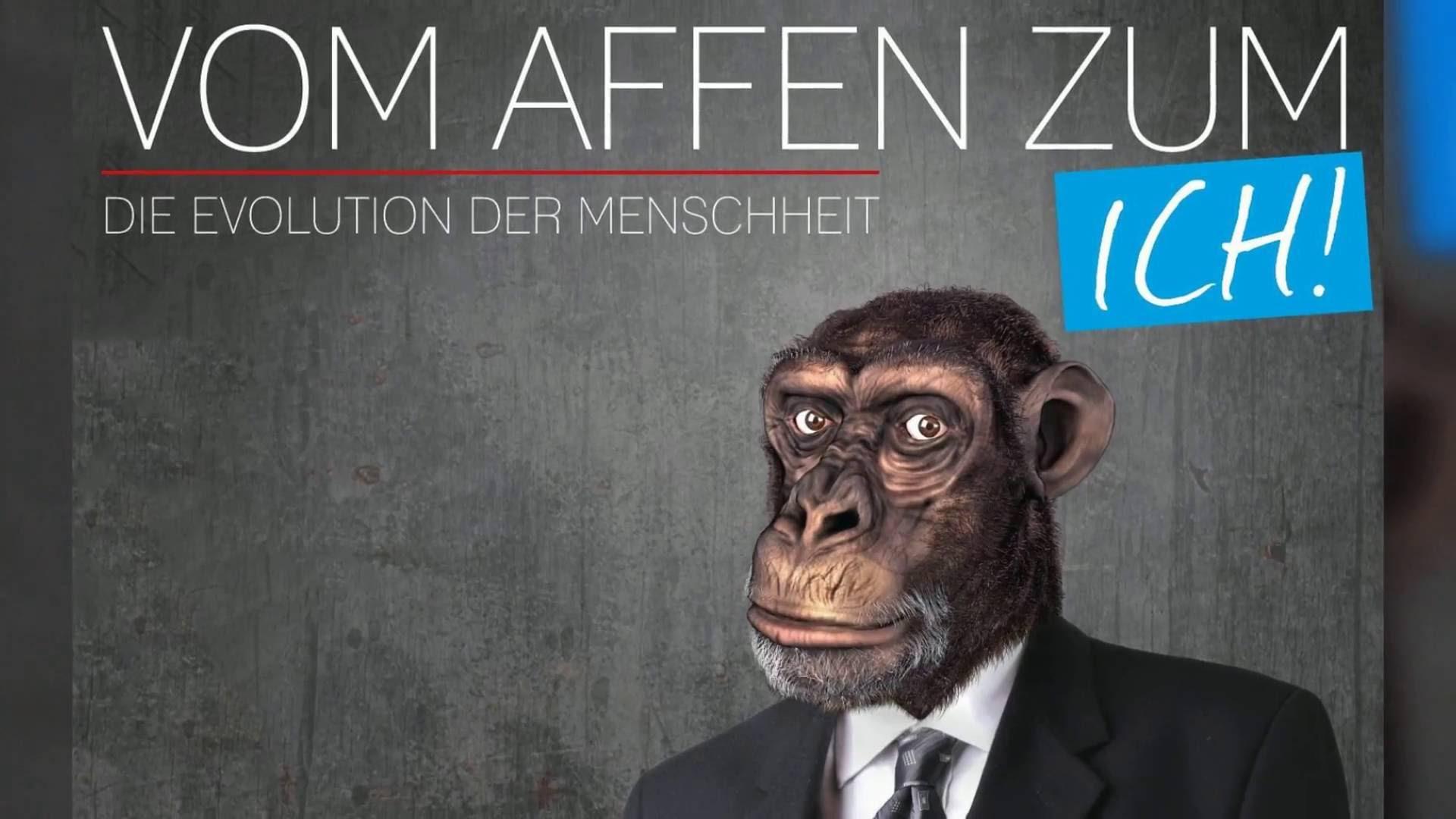 """Sonderausstellung: """"Vom Affen zum ICH!"""" - Südsauerlandmuseum Attendorn"""