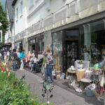Shoppen Frühlingseinkauf Eslohe