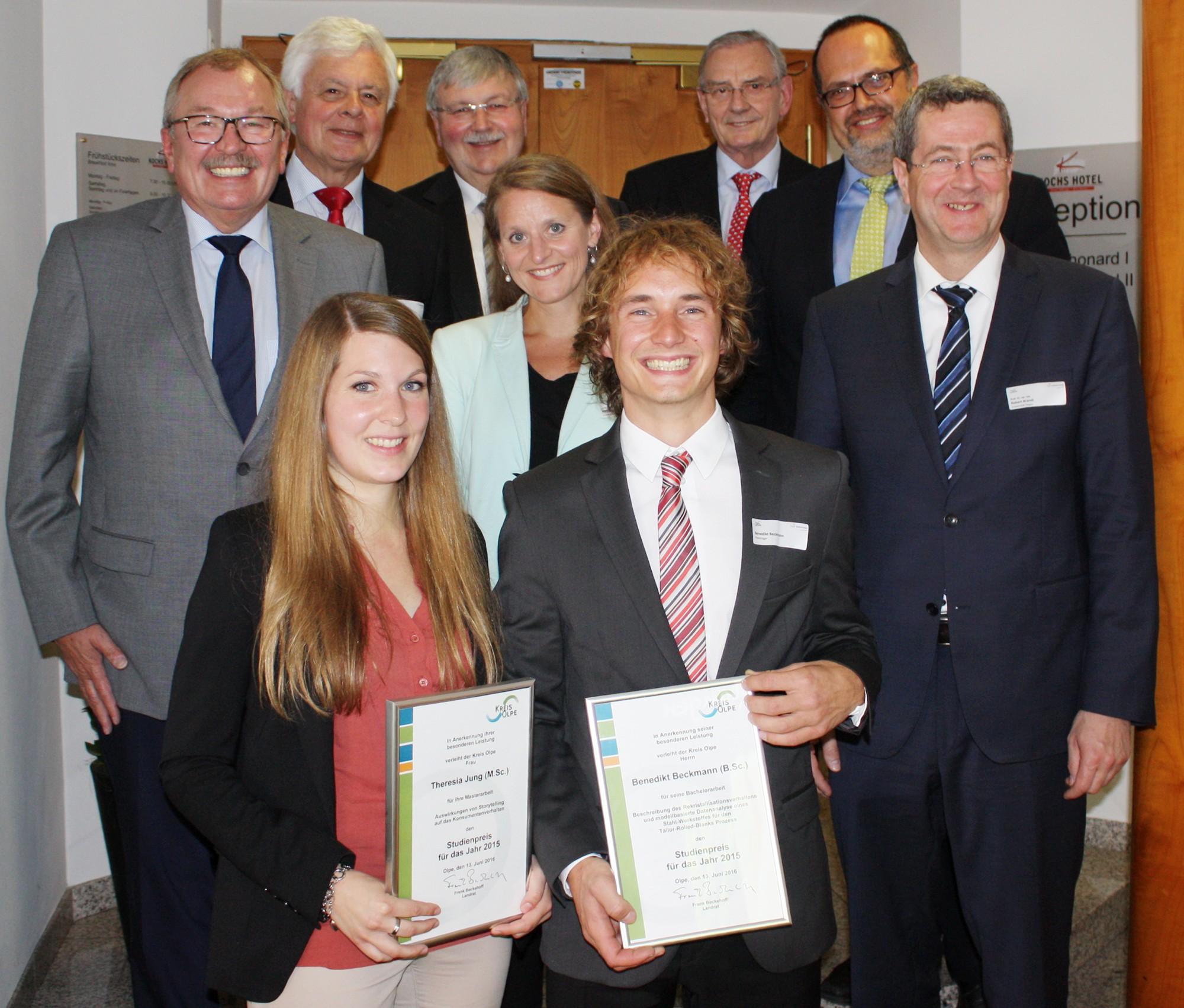 WOLL Sauerland Studienpreis