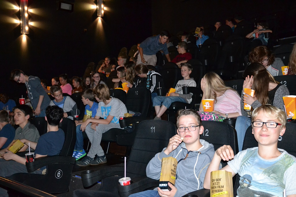 Sparkasse S-Club Kino