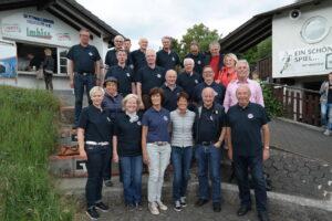 Einige Mitglieder des Lions-Club Schmallenberg