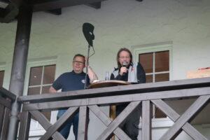 "Moderator ""Obel"" mit Andreas Knappstein"