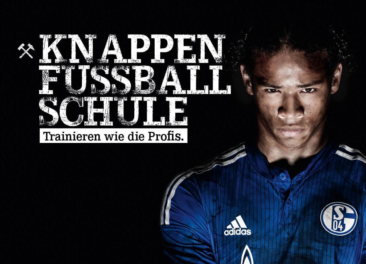 Schalke-Fußballschule SuS Grevenstein