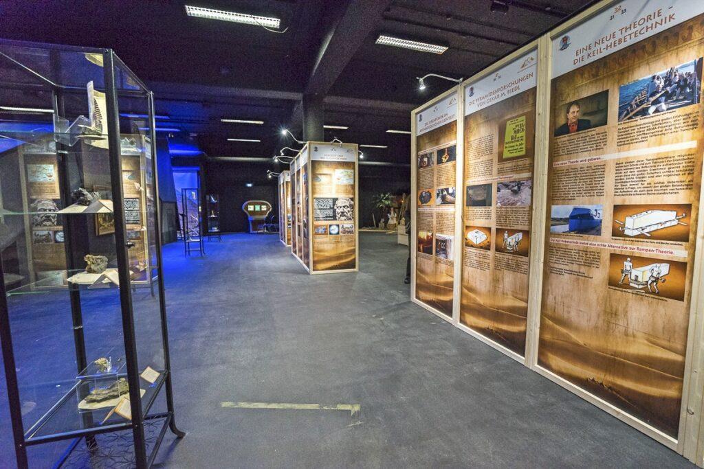 Cheops ausstellung - Galileo-Park