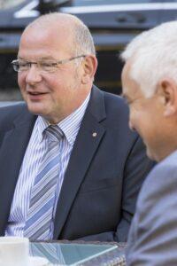 Bürgermeister Stephan Kersting