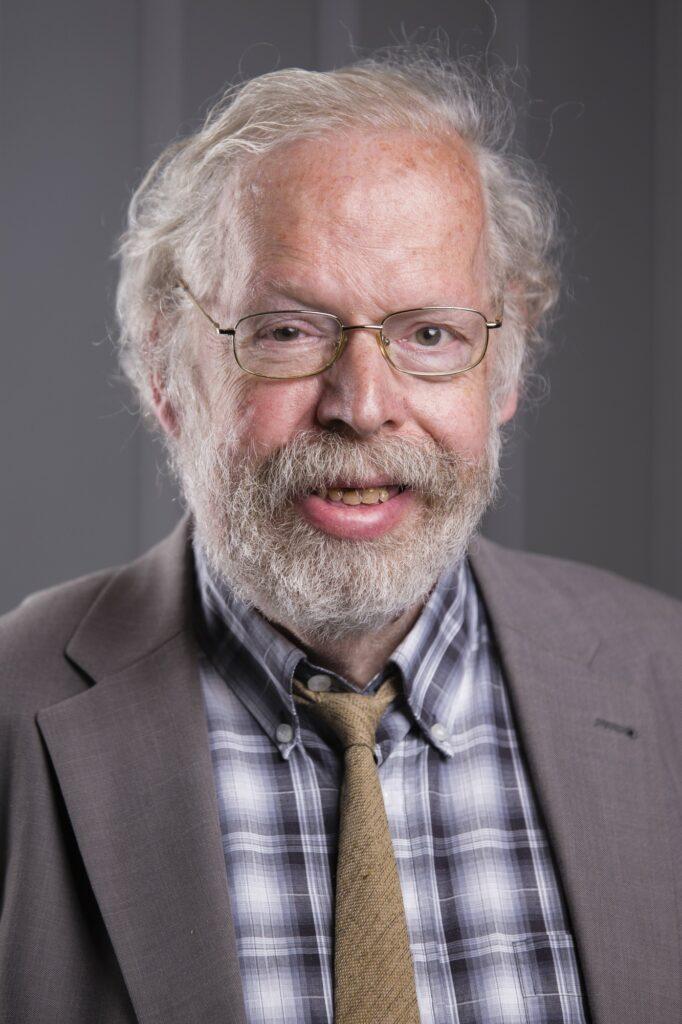 Dr. Werner Beckmann - Leiter Mundartarchiv in Eslohe-Cobbenrode Foto: Ralf Litera
