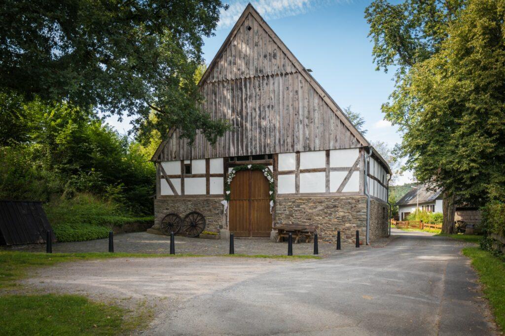 Bauernhaus Wippekühl in Schalksmühle