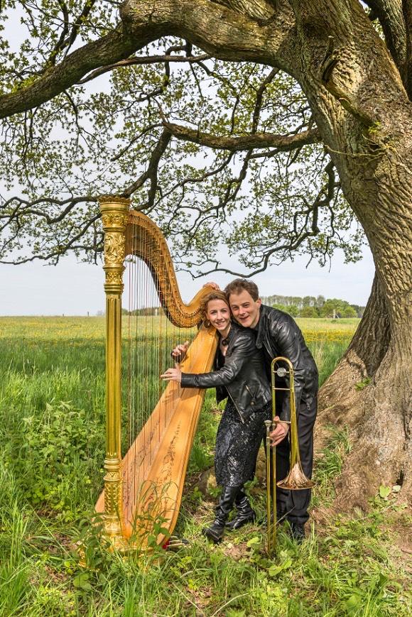 DUO GLISSANDO - Konzert des Kulturrings Attendorn
