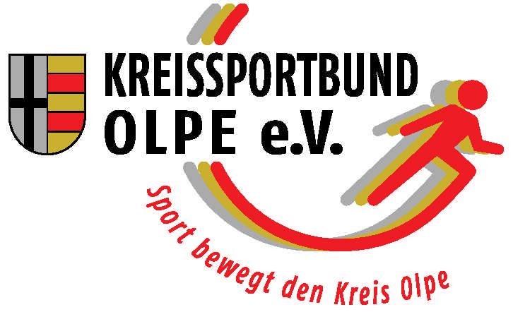 Logo Kreissportbund Olpe mit slogan