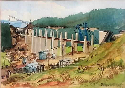 malerisches Attendorn - Doppelstockbrücke