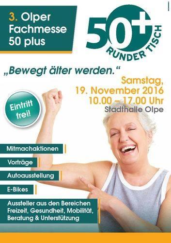 Olper Fachmesse 50plus - 2016