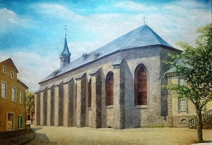 malerisches Attendorn - Franziskanerkirche