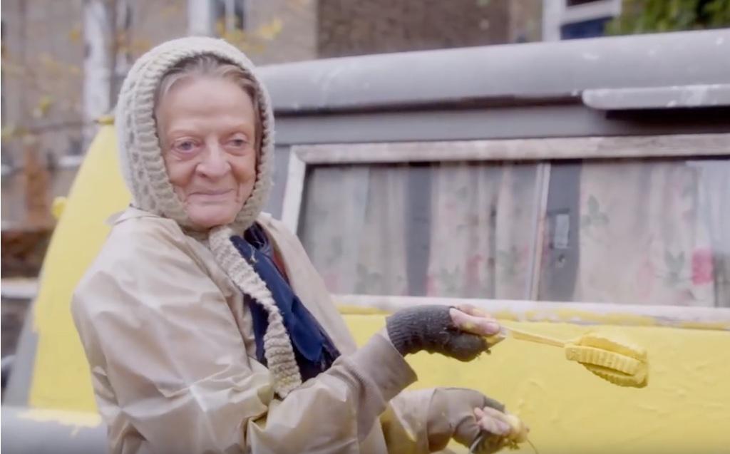 The lady in the van seniorenkino olpe