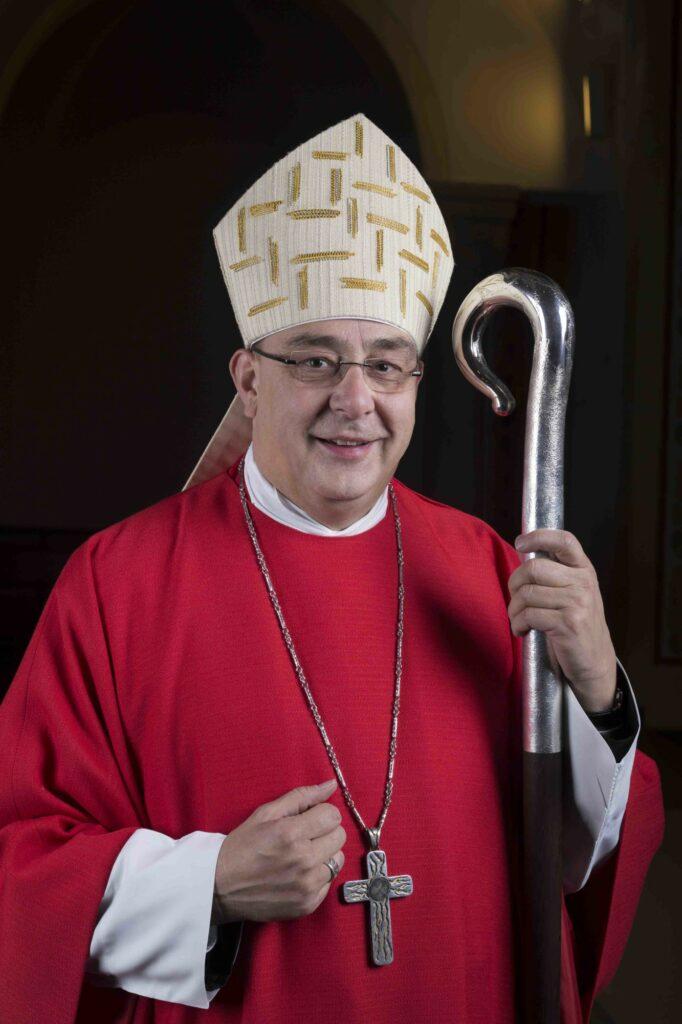Weihbischof Dominicus Meier Foto: Ralf Litera