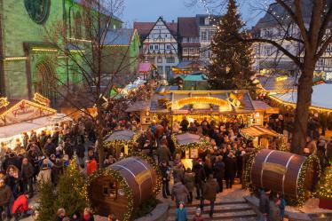 Soester Weihnachtsmarkt Eroffnet Woll Magazin Sauerland