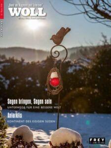 """WOLL-Magazin """"Rund um Biggesee & Listersee"""" - Ausgabe Winter 2016"""
