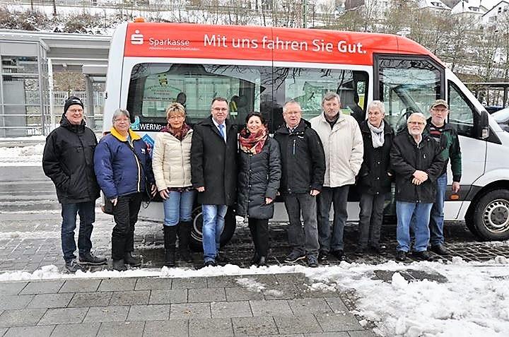 Bürgerbusverein Kirchhundem - SPD Kreis Olpe