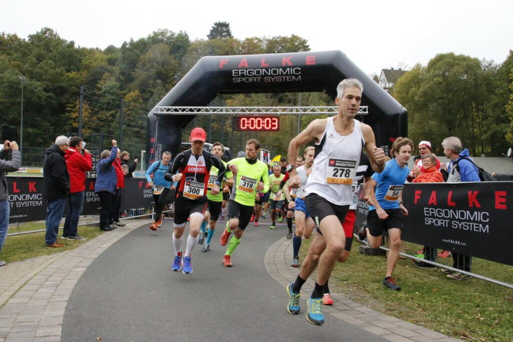 Der FALKE Rothaarsteig-Marathon 2016 war ein voller Erfolg.