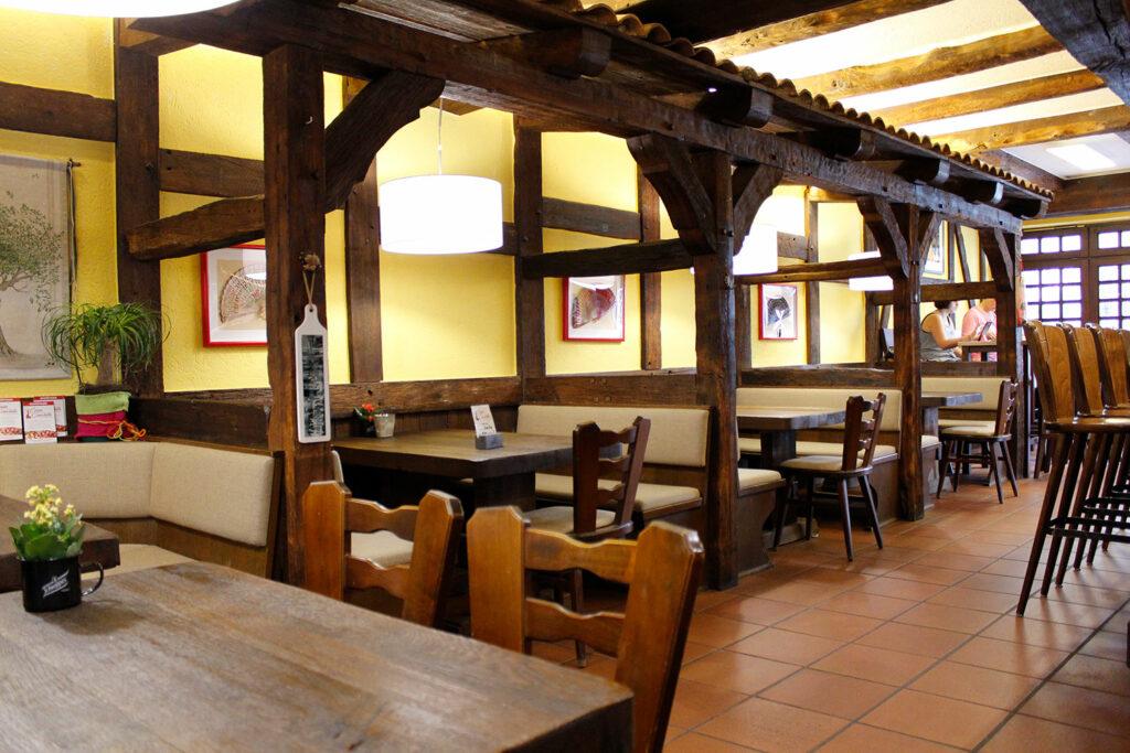 "Blick in die Tapas-Bar ""Casa Conchita"" in Meschede. Foto: O. Schaeffer"