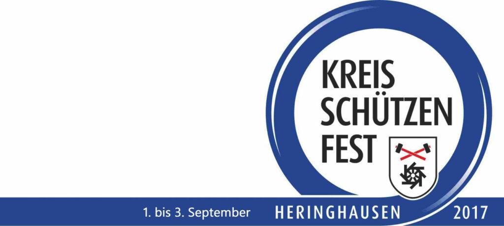 Logo Kreisschützenfest Heringhausen 2017