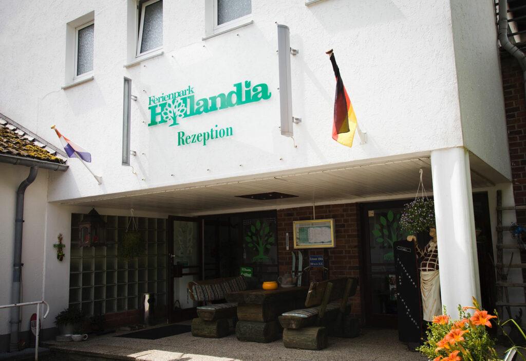 Ferienpark Hollandia in Föckinghausen. Foto: Christina Blum