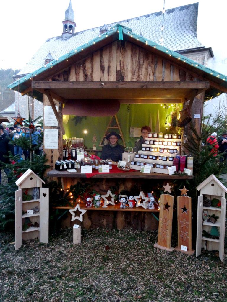 Weihnachtsmarkt Allendorf