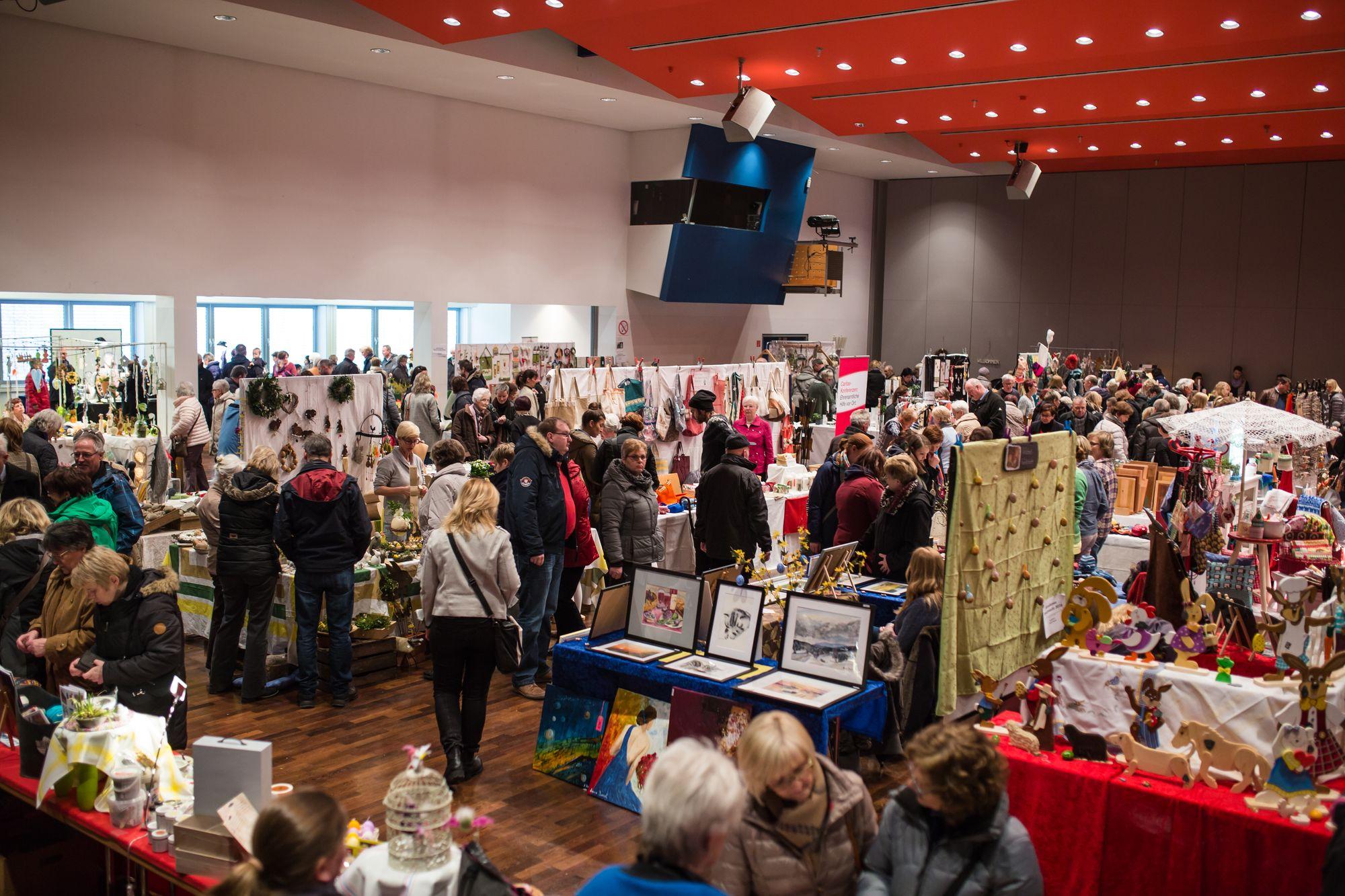 20. Attendorner Kreativmarkt in der Stadthalle - WOLL ...