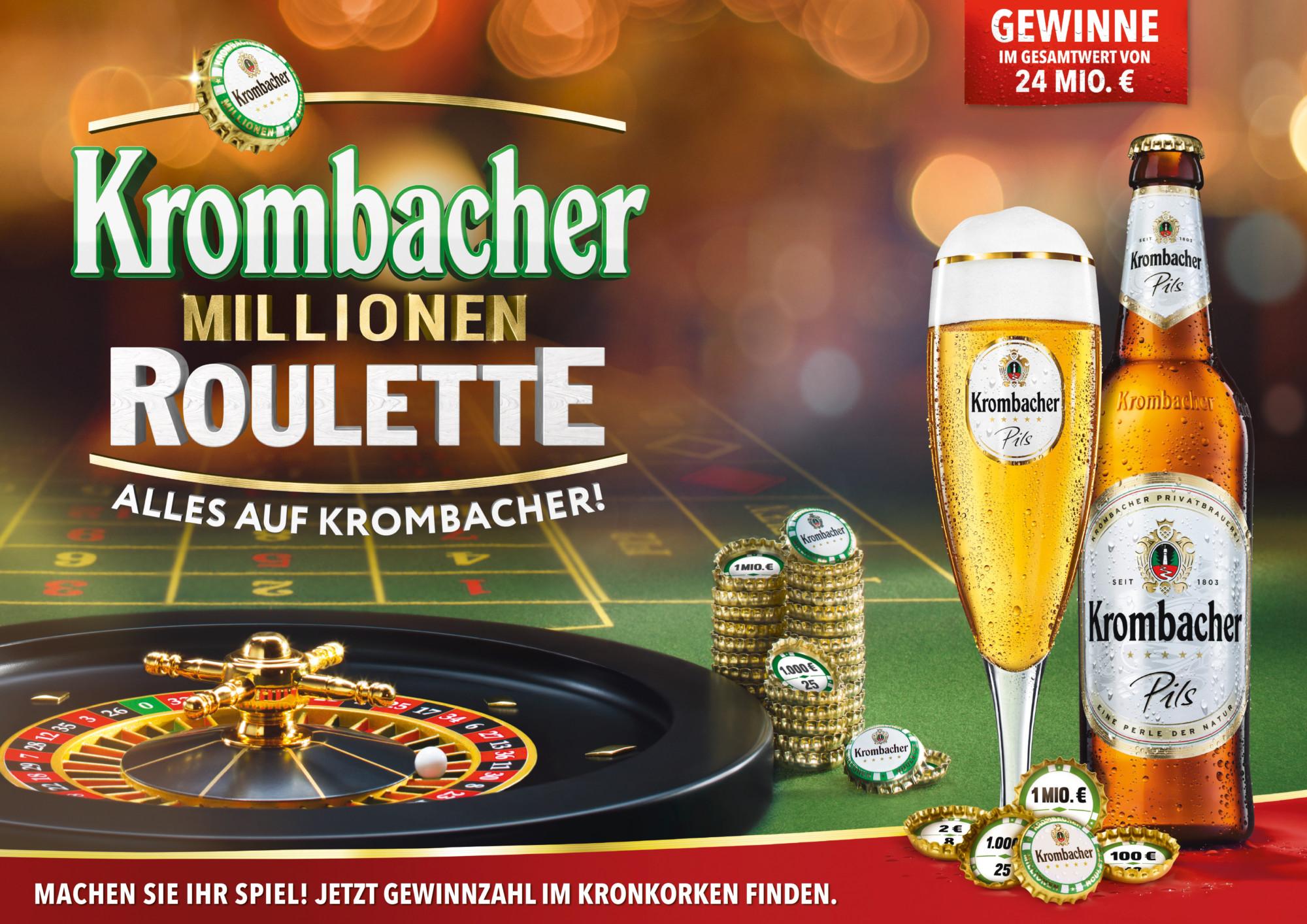 Krombacher 1 5 Millionen