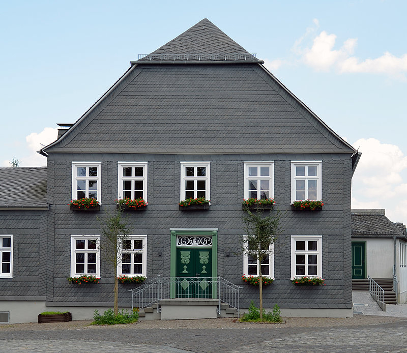 Markes Haus in Eversberg