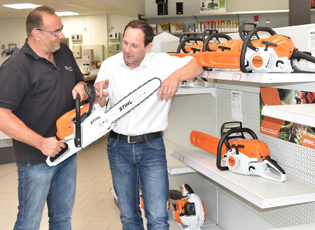 Mitarbeiter Die AGRAVIS Technik Lenne-Lippe GmbH in Remblinghausen